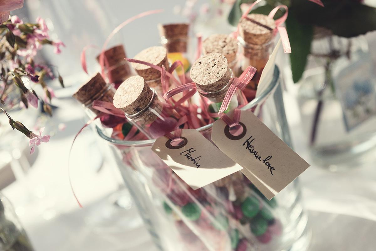 Hochzeitsfotografie Dekoration Objektfotografie giveaways
