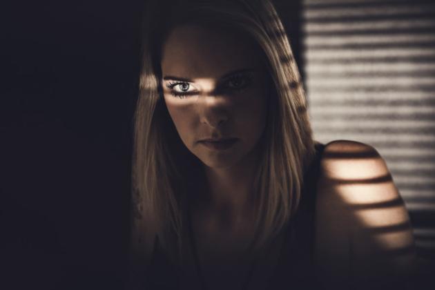 Portrait Fensterlicht stimmungsvoll Fotografie