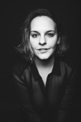 portrait schwarzweiß natürlich weiblich fotografie